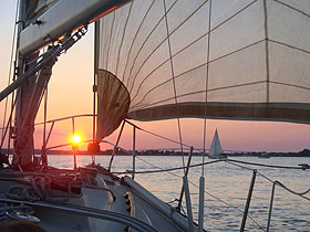 Open Album: Chesapeake Bay Sailing Trip